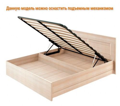 Кровать Крокус из массива