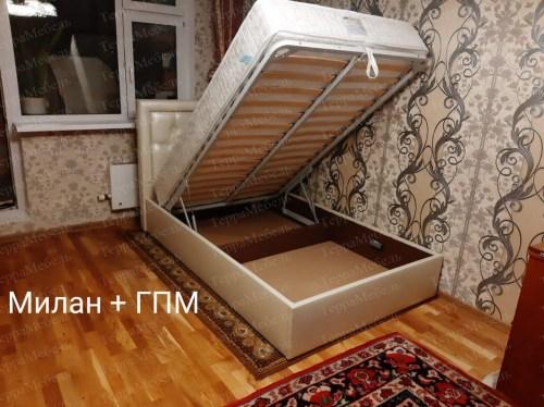 Кровать Милан из массива