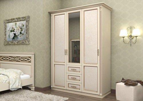 Шкаф Италия 420 из массива